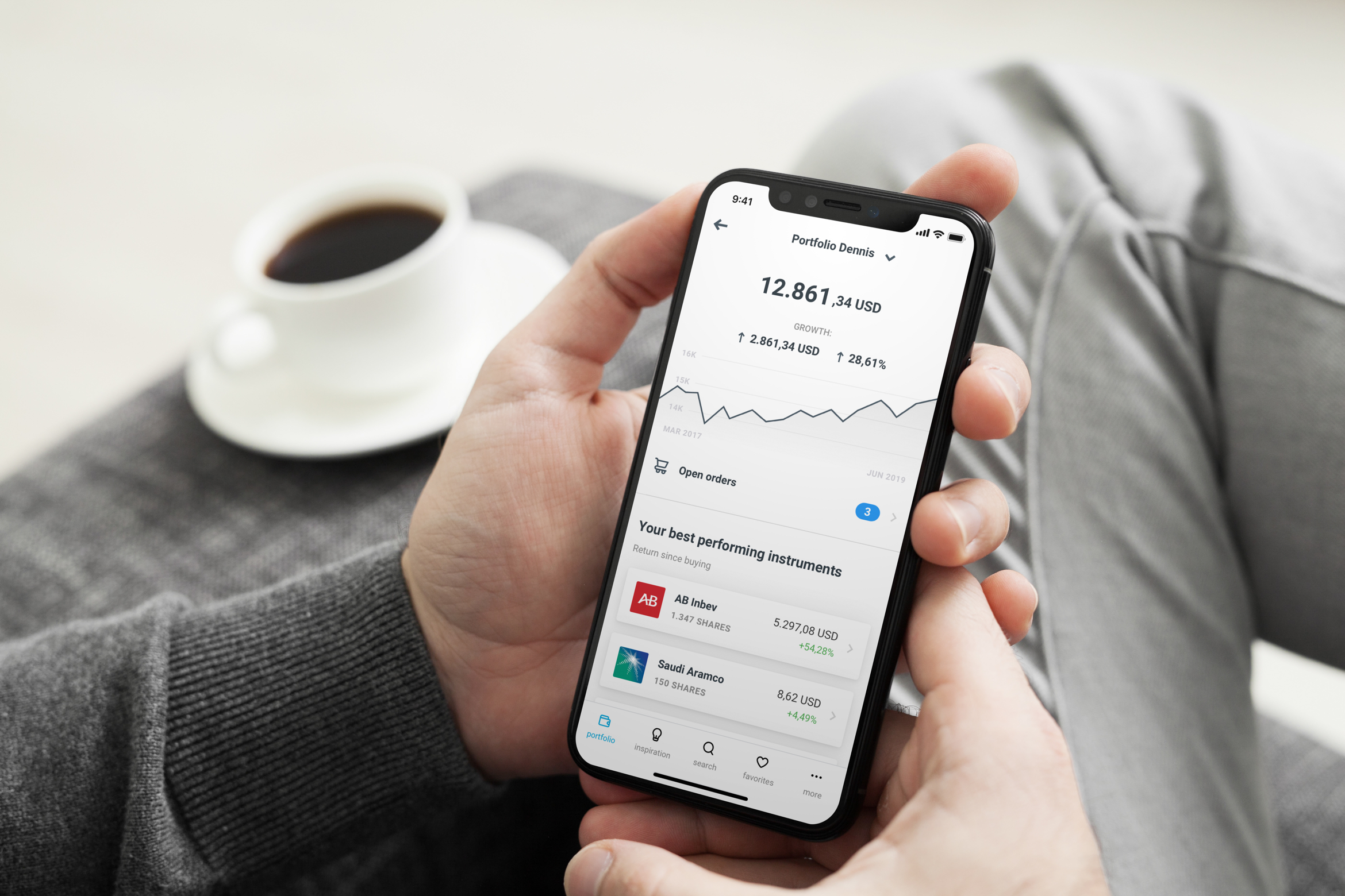 The Unstoppable Rise of the Digital Investor: the coronavirus crisis will accelerate digitalisation in wealth management