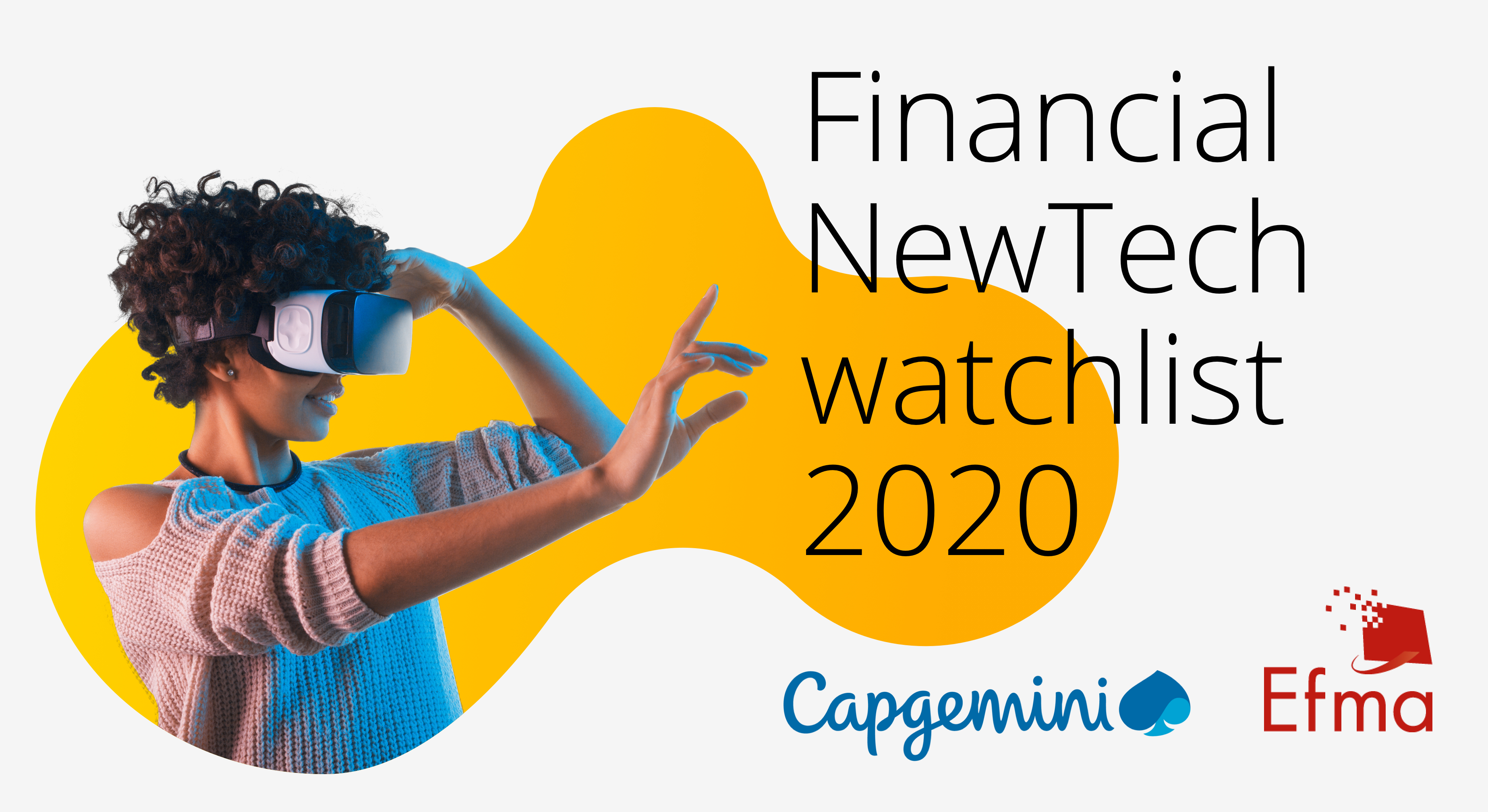 InvestSuite selected in the Capgemini-Efma Financial NewTech Watchlist 2020