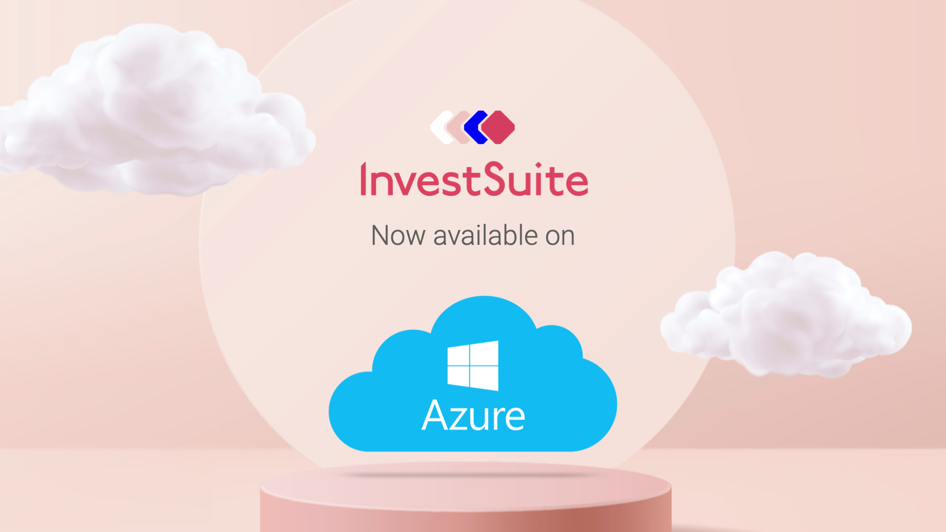 InvestSuite's B2B WealthTech solutions are now available in the Microsoft Azure Marketplace